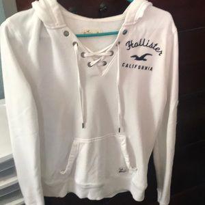 Hollister Sweatshirt with hoody